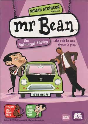 Мистер бин mr bean the animated series